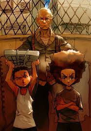 boondocks wallpaper 1171x1678