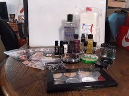 professional makeup face painting