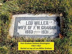 Fern Graham Delaney Brazington (1907-1967) - Find A Grave Memorial