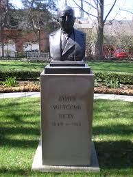 File:James Whitcomb Riley (bust) by Myra Reynolds Richards (1916) full.jpg  - Wikimedia Commons