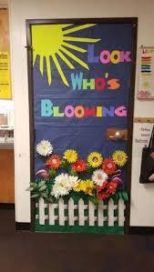 classroom preschool garden theme