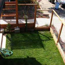 Hog Wire Panel Fencing Houzz