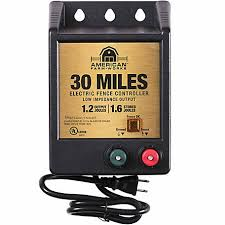 American Farmworks 30 Mile Ac Powered Charger Eac30m Afw At Tractor Supply Co