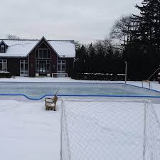 12 tips for your backyard ice rink