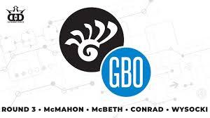 Glass Blown Open 2019 - MPO Round 3 LIVE - McMahon - McBeth - Conrad -  Wysocki | Professional Disc Golf Association