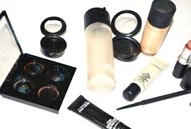 all details by mac makeup artist
