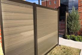 Horizontal Fence Design A Modern And More Beautiful Approach