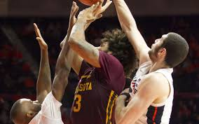 After being 'bullied' by Illinois, Gophers prep for Penn State, 0-7 in Big  Ten | Bemidji Pioneer