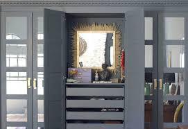 pax wardrobe contemporary closet