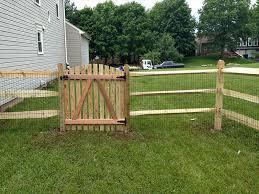 Split Rail Fence Armor Fence