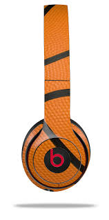 Skin Decal Wrap For Beats Solo 2 And Solo 3 Wireless Headphones Basketball Beats Not Included By Wraptorskinz Walmart Com Walmart Com