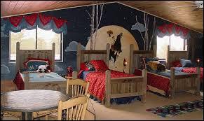 Rkbdi41 Rustic Kids Bedroom Decorating Ideas Wtsenates