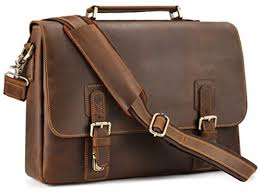 the best leather messenger bags for men