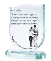 wedding anniversary gift ideas for husband