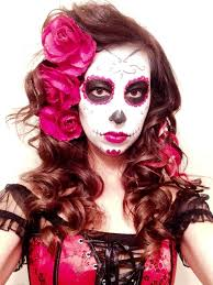 25 makeup for day of the dead
