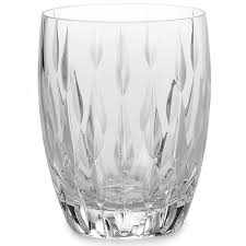 rainfall double old fashioned tumblers