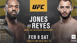 Jon Jones Vs Dominick Reyes: Who Are ...