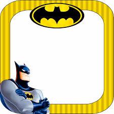 Http Montandoaminhafesta Blogspot Com Br 2014 01 Etiquetas Escolares Batman Html Invitaciones De Batman Cumpleanos Batman Fiestas Tematicas Batman