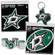 Dallas Stars Car Accessories Stars Auto Accessories Decals Clings Keychains License Plates Shop Nhl Com