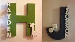 For Mae And Novaliees Rooms Painted Wood Name Signs For The Kids Doors Simple To Make And Hang Kids Room Home Diy Decor