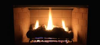 how to install a fireplace gas line