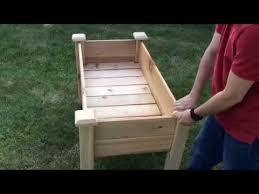 gronomics elevated garden bed regb 24