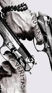 tattoos guns mobile wallpaper mobiles