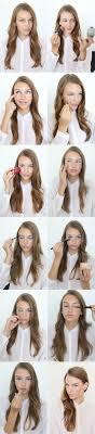 simple makeup tutorial for work