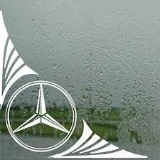 Rear Window Sticker Fits Mercedes Benz Vinyl Decal Emblem Sticker Logo Rw48 Archives Midweek Com