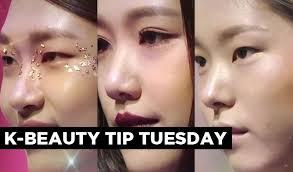 top 3 fall 2016 makeup trends in k pop