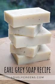 how to make bergamot earl grey soap