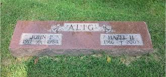Hazel Adela Harris Alig (1916-2003) - Find A Grave Memorial