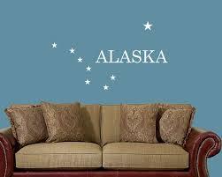 Constellation Alaska Stars On The Sky For Bedroom Living Room Vinyl Wall Sticker Window Posters Door Decals Home Decor Art S737 Window Posters Decoration Arthome Decor Aliexpress