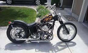 harley davidson chopper motorcycles