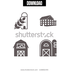 Fence Icon 4 Fence Vector Set Stock Vector Royalty Free 1168002355