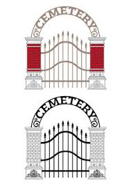 Cemetery Gate Photos Royalty Free Images Graphics Vectors Videos Adobe Stock