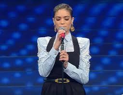 Sanremo 2020, l'abito di Elodie per la terza serata: stilista ...