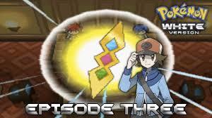 Pokémon Black & White - Episode 3 | GYM LEADER CILAN! w/ Sir Demi ...