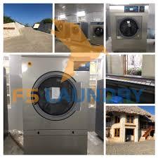 Máy giặt công nghiệp Danube WED60S-ET chân cứng 67kg
