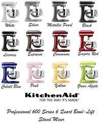 600 series 6 quart bowl lift mixer