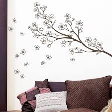 Yamanaka Branch Wall Decal Brown By Miaandcoadzif On Etsy 35 00 Wall Decals Room Wall Decor Wall Decor Living Room