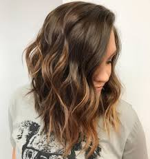 60 Most Magnetizing Hairstyles For Thick Wavy Hair Fryzury