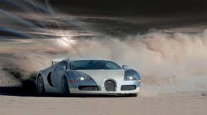 bugatti veyron fastest ion car