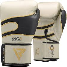 rdx p1 bazooka leather boxing gloves