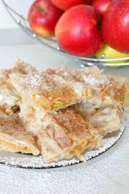 filo pastry apple pie recipe easy