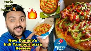 new domino s indi tandoori pizza review