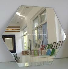 bevel edge glass mirror wall mirror