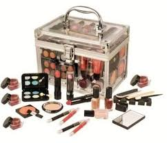 list of items in makeup kit