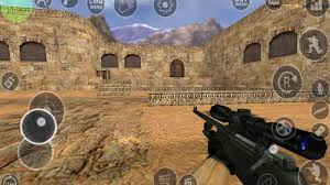 Counter-Strike 1.6 on android ...