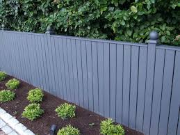 Cuprinol Garden Fence Paint Colours Garden Shade Willow Fence Painted In Shades Furniture Shed Outdoor Paint L Garden Fence Paint Backyard Fences Garden Fence